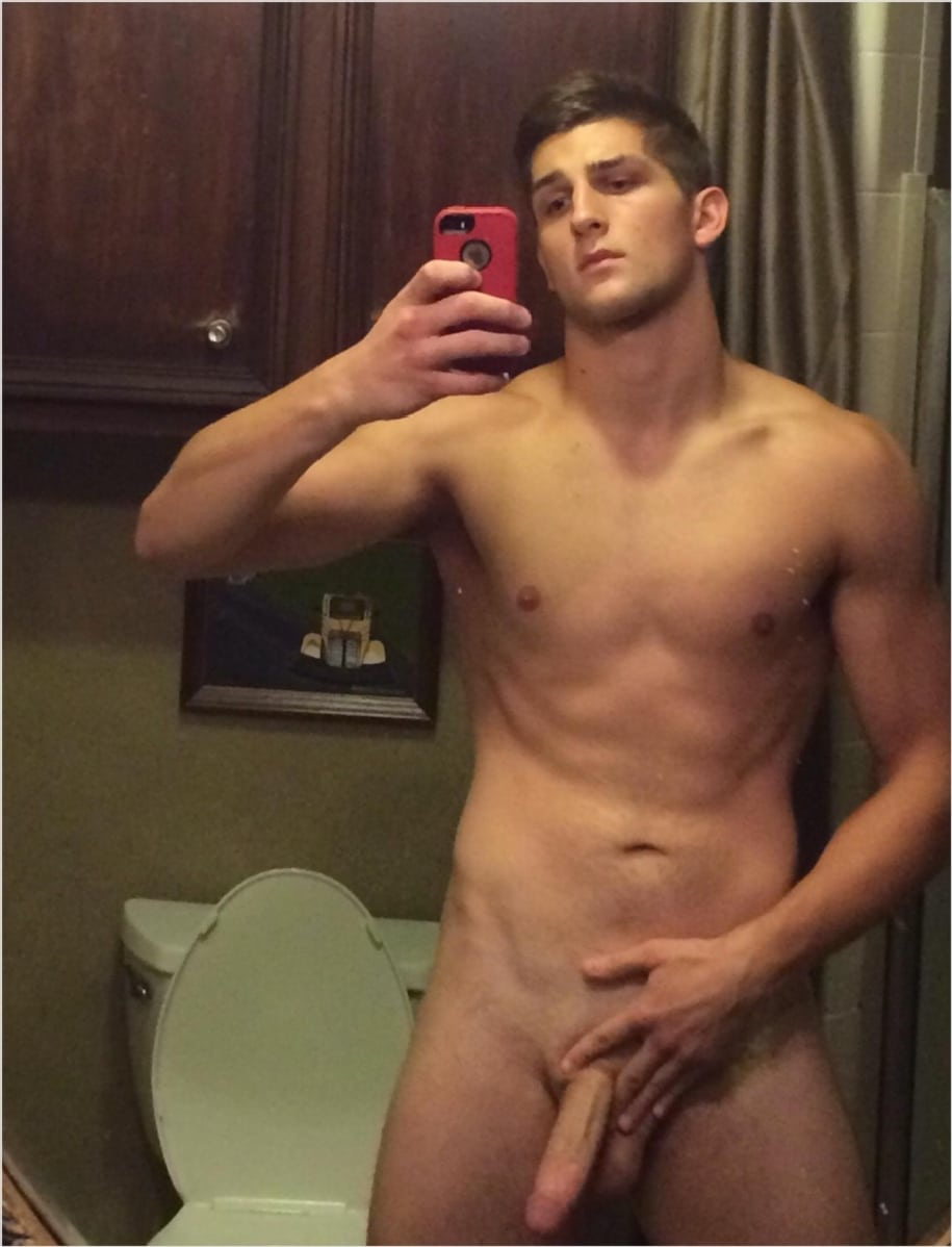 Was naked college jocks hard cock